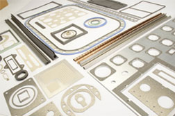 Conductive Elastomer EMI Gaskets
