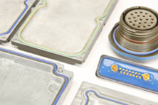 Duo Seal Combined EMI/Environmental Gaskets