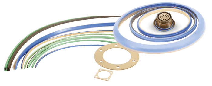 Conductive Moulded O-Rings For Mil Std Connectors