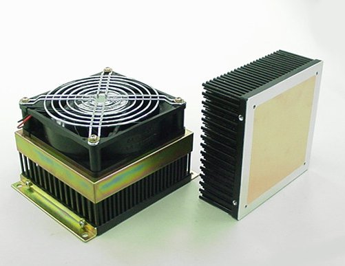 Active Heat Sinks