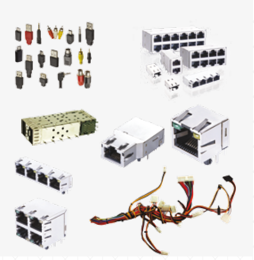 Connectors & Cable Assemblies